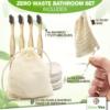 Greenvea kit zéro déchet salle de bain contenu