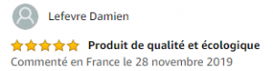 Commentaire Amazon capsulex1