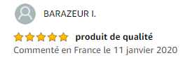 Commentaire Amazon capsulex2